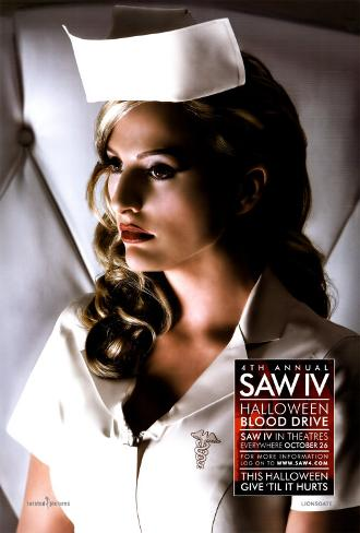 Saw 4 Poster