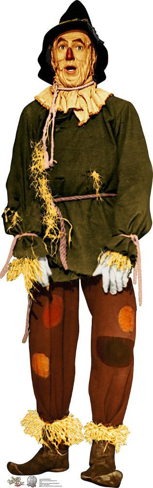 Scarecrow Wizard Of Oz 75th Anniversary Lifesize Standup Cardboard