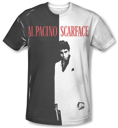 Scarface - Big Poster Sublimated