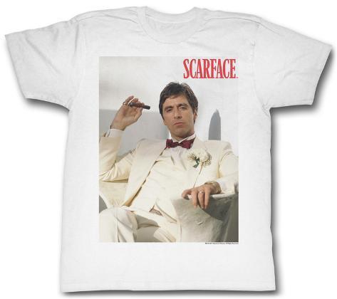 Scarface - Chillin' T-paita