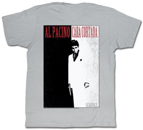 Scarface - Cortada Camiseta