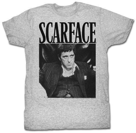 Scarface - Gangsta T-Shirt