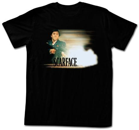 Scarface - Glowy Dude T-Shirt