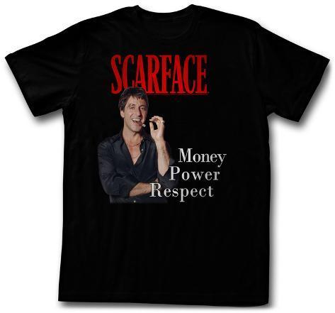 Scarface - M.P.R. T-Shirt
