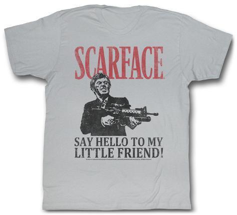 Scarface - Say Hello Camiseta