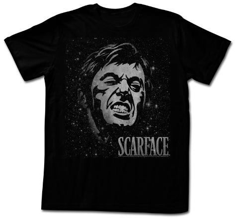 Scarface - Space Camiseta