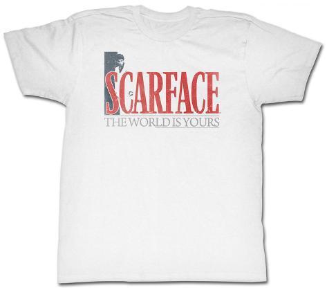 Scarface - TheworldIY T-shirt
