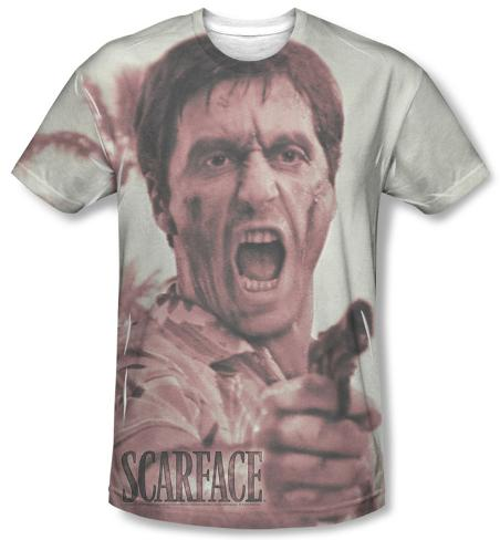 Scarface - War Cry Sublimated