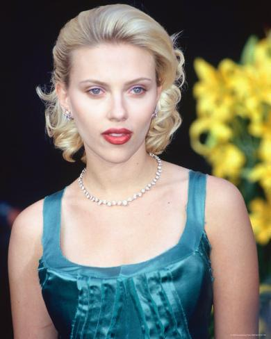 Scarlett Johansson Photo