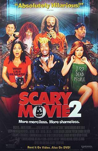 Scary Movie 2 Original Poster