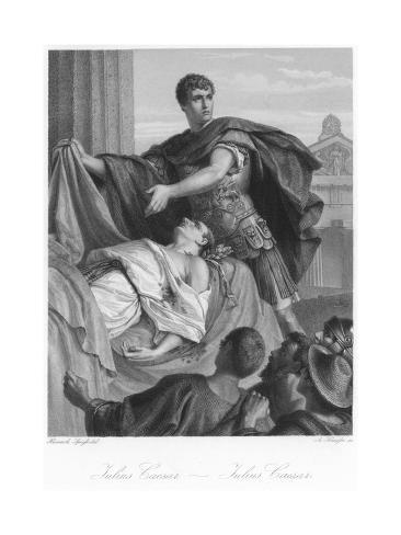 techniques and approaches used by decius brutus and mark antony in eulogizing julius caesar Interpretation, vol 9-2-3 in shakespeare's julius caesar i shall have glory by this losing day more than octavius and mark antony by this vile.