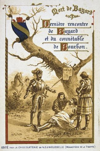 Scene from the Life of Bertrand Du Guesclin Giclee Print