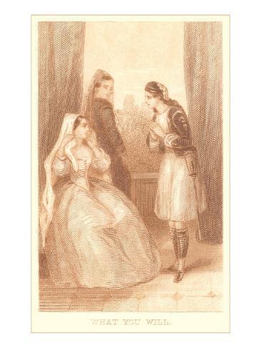 Scene from Twelfth Night Övrigt