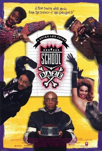 School Daze Masterprint