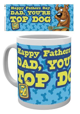 Scooby Doo - Fathers Day Top Dog Mug Mug