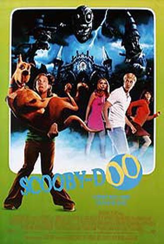 Scooby Doo Original Poster
