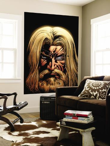 Thor No.76 Cover: Thor Wall Mural