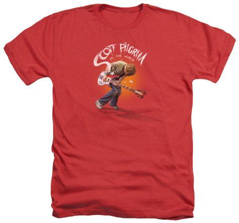 Scott Pilgrim - Scott Poster T-Shirt