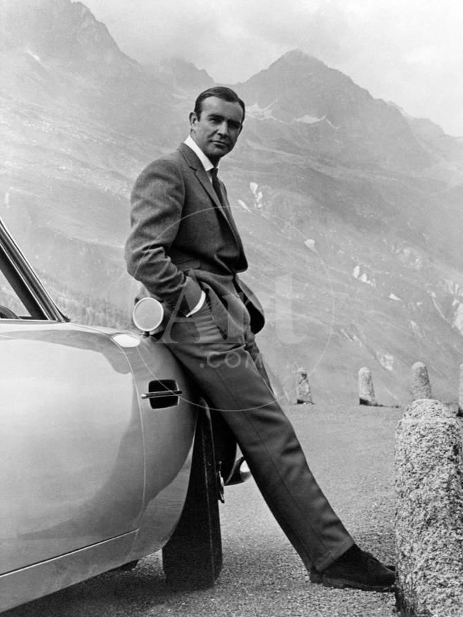 オールポスターズの sean connery 007 james bond goldfinger 1964