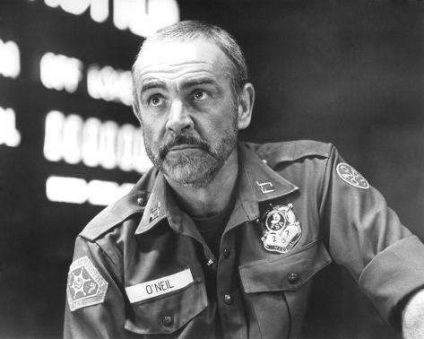 Sean Connery, Outland (1981) Photo