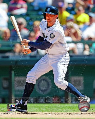 Seattle Mariners - Brad Miller Photo Photo