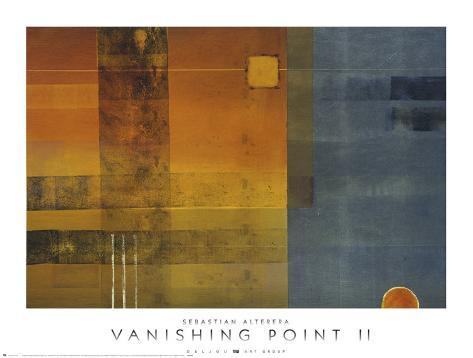 Vanishing Point II Art Print