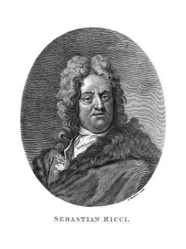 Sebastiano Ricci Giclee Print