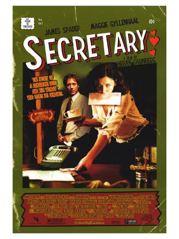 Secretary, 2002 Stretched Canvas Print