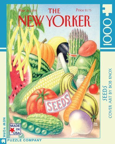 Seeds 1000 piece Puzzle Jigsaw Puzzle