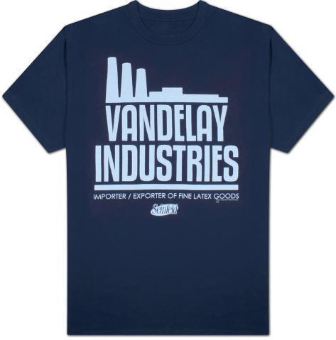 Seinfeld - Vandelay Industries Camiseta