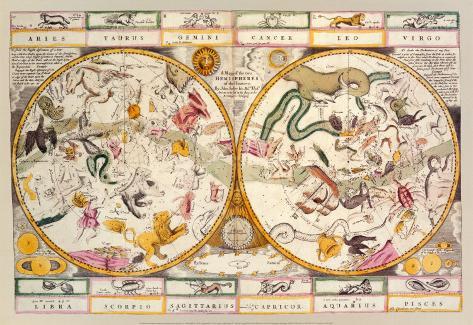 Atlas Maritimus Art Print