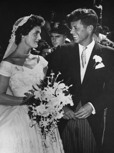 Senator John F. Kennedy Photographic Print