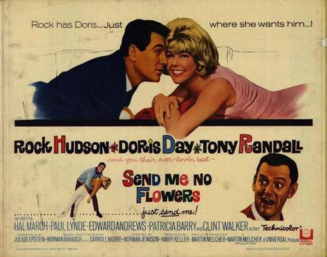 Send Me No Flowers -  Style Poster
