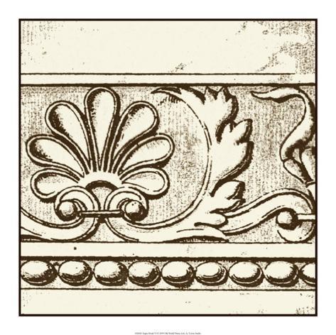 Sepia Detail VI Giclee Print