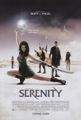Serenity Masterprint