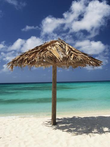 Arashi Beach, Aruba, West Indies, Dutch Caribbean, Central America Photographic Print