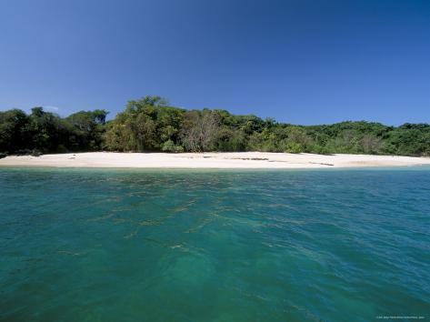 Chapera Island, Contadora, Las Perlas Archipelago, Panama, Central America Photographic Print