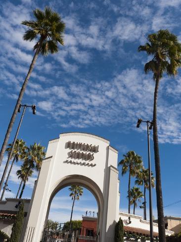 Universal Studios, Hollywood, Los Angeles, California, United States of America, North America Photographic Print