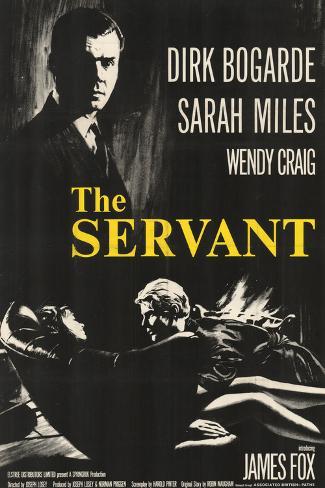 Servant (The) Art Print