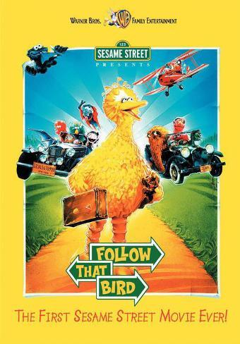 Sesame Street: Follow That Bird [Latino]