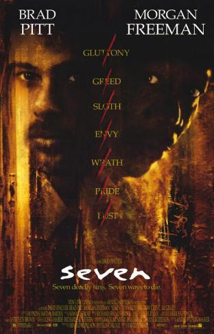 Seven: O Sete Crimes Capitais Impressão original