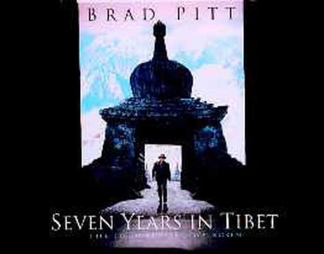Seven Years In Tibet Original Poster