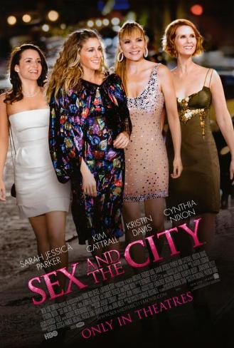 Sex and The City: The Movie Masterprint