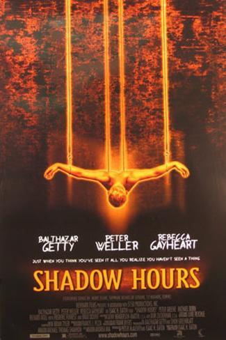 Shadow Hours Poster