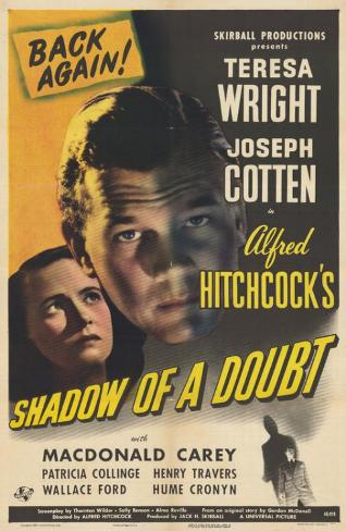 Shadow of a Doubt Masterprint