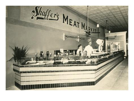 Shaffer's Meat Market Taidevedos