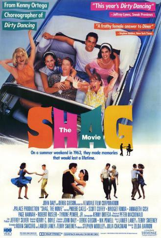 Shag, The Movie Pôster