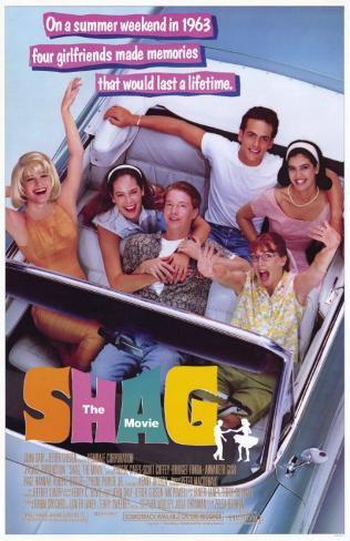 Shag- The Movie Masterprint