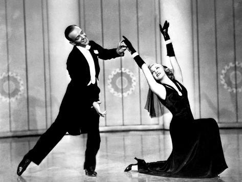 Shall We Dance, Fred Astaire, Ginger, Rogers, 1937 Fotografía