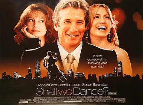 Shall We Dance Original Poster
